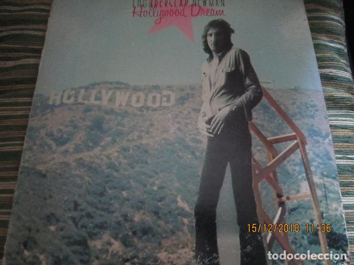 THUNDERCLAP NEWMAN - HOLLYWOOD DREAM LP - ORIGINAL U.S.A. - TRACK 1973 - CON FUNDA INT. ORIGINAL MCA (Música - Discos - LP Vinilo - Pop - Rock - Extranjero de los 70)