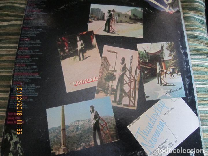 Discos de vinilo: THUNDERCLAP NEWMAN - HOLLYWOOD DREAM LP - ORIGINAL U.S.A. - TRACK 1973 - CON FUNDA INT. ORIGINAL MCA - Foto 2 - 143994902