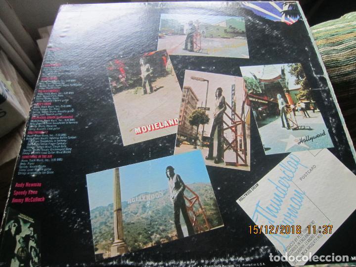 Discos de vinilo: THUNDERCLAP NEWMAN - HOLLYWOOD DREAM LP - ORIGINAL U.S.A. - TRACK 1973 - CON FUNDA INT. ORIGINAL MCA - Foto 7 - 143994902