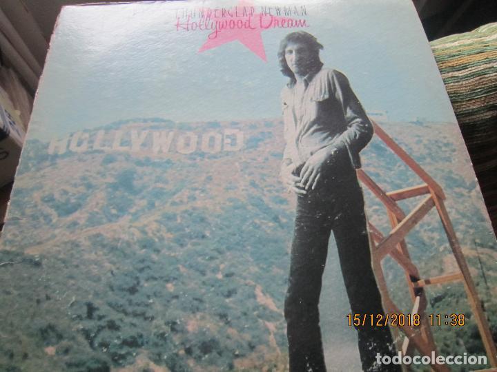Discos de vinilo: THUNDERCLAP NEWMAN - HOLLYWOOD DREAM LP - ORIGINAL U.S.A. - TRACK 1973 - CON FUNDA INT. ORIGINAL MCA - Foto 8 - 143994902