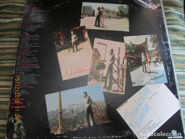 Discos de vinilo: THUNDERCLAP NEWMAN - HOLLYWOOD DREAM LP - ORIGINAL U.S.A. - TRACK 1973 - CON FUNDA INT. ORIGINAL MCA - Foto 9 - 143994902