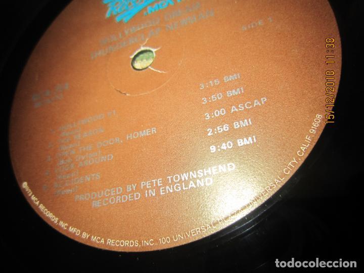 Discos de vinilo: THUNDERCLAP NEWMAN - HOLLYWOOD DREAM LP - ORIGINAL U.S.A. - TRACK 1973 - CON FUNDA INT. ORIGINAL MCA - Foto 13 - 143994902