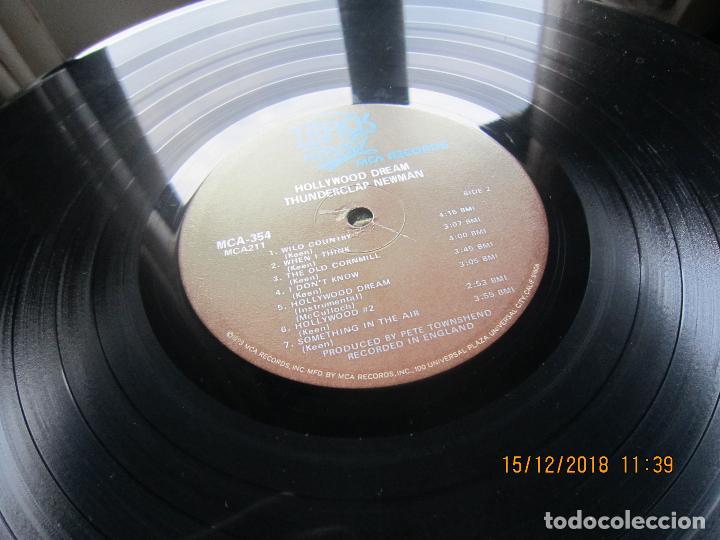 Discos de vinilo: THUNDERCLAP NEWMAN - HOLLYWOOD DREAM LP - ORIGINAL U.S.A. - TRACK 1973 - CON FUNDA INT. ORIGINAL MCA - Foto 16 - 143994902