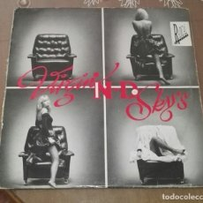 Discos de vinilo: IN-D VIRGIN IN-D SKY'S MAXI. Lote 143996142