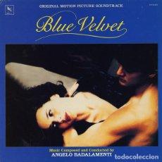 Discos de vinilo: BLUE VELVET ANGELO BADALAMENTI LP SPAIN. Lote 143996842