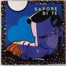 Discos de vinilo: SAPORE DI TE,25 ÉXITOS ORIGINALES MÚSICA ITALIANA.DALILA,MINA,PATTY PRAVO,VANONI...DOBLE LP,2 DISCOS. Lote 143998426
