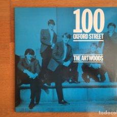 Discos de vinilo: THE ARTWOODS: 100 OXFORD STREET (GET 524). Lote 144003626