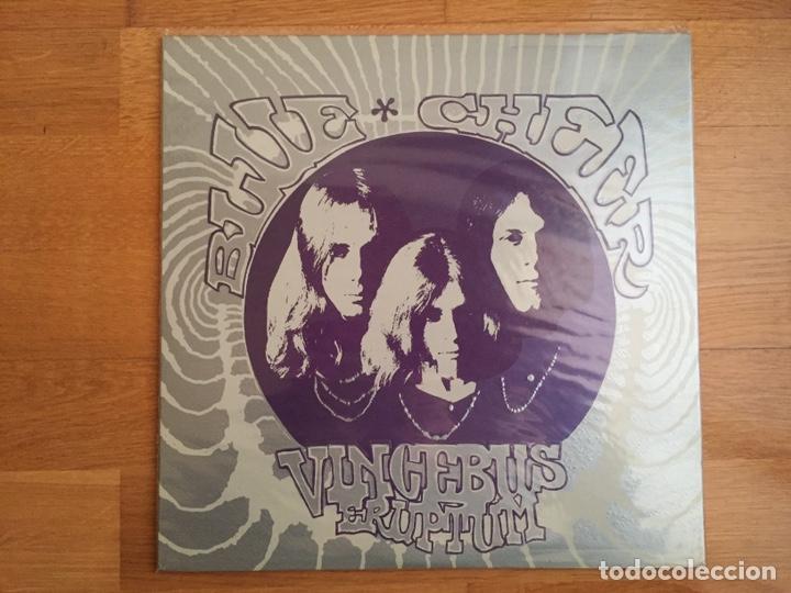 BLUE CHEER: VINCEBUS ERUPTUM (AKARMA 011) CON UN TEMA EXTRA (Música - Discos - LP Vinilo - Pop - Rock Extranjero de los 50 y 60)