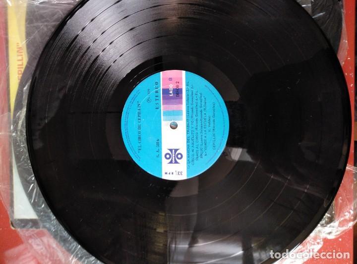 Discos de vinilo: ALBUM DE 3 LP,S. EL CIRCO DE CEPELLIN -MUY RARO- - Foto 10 - 144005834