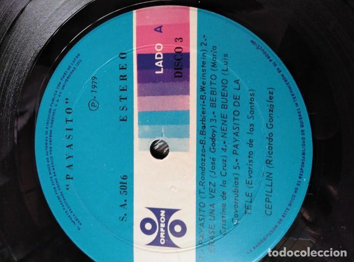 Discos de vinilo: ALBUM DE 3 LP,S. EL CIRCO DE CEPELLIN -MUY RARO- - Foto 18 - 144005834