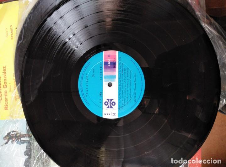 Discos de vinilo: ALBUM DE 3 LP,S. EL CIRCO DE CEPELLIN -MUY RARO- - Foto 12 - 144005834