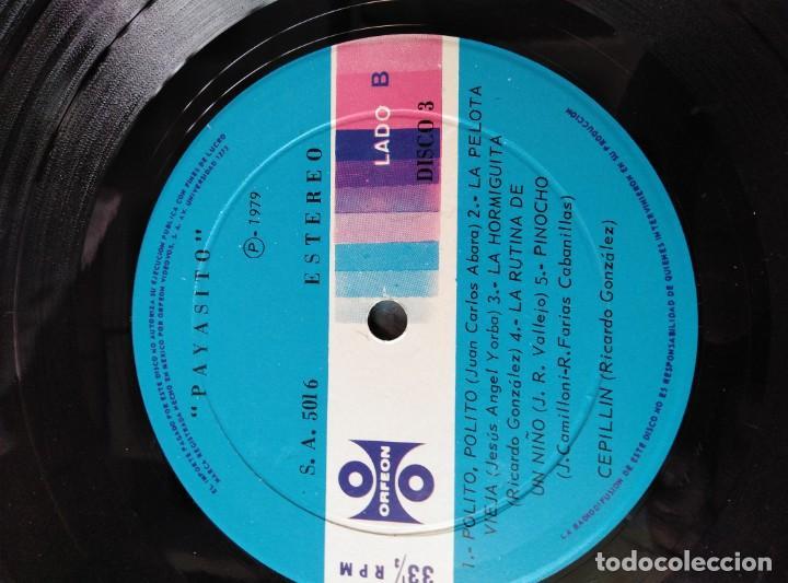 Discos de vinilo: ALBUM DE 3 LP,S. EL CIRCO DE CEPELLIN -MUY RARO- - Foto 14 - 144005834