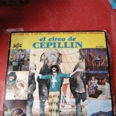 Discos de vinilo: ALBUM DE 3 LP,S. EL CIRCO DE CEPELLIN -MUY RARO-. Lote 144005834