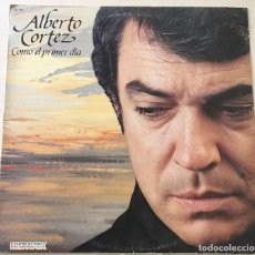 Discos de vinilo: VINILO ALBERTO CORTEZ. Lote 144008346