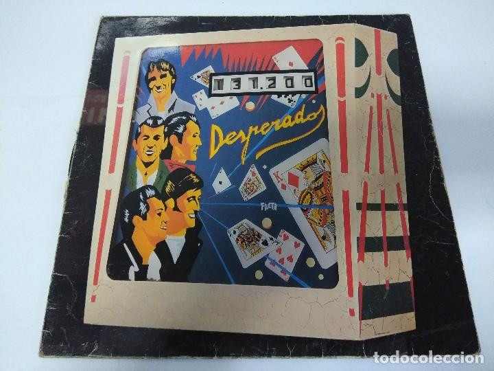 Vinilo Mini Lp Desperados Buy Vinyl Records Lp Music By Spanish Bands Of The 70s And 80s At Todocoleccion 144023134
