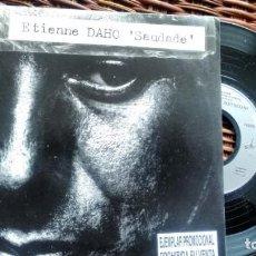 Discos de vinilo: SINGLE (VINILO)-PROMOCION- DE ETIENNE DAHO AÑOS 90. Lote 144029890