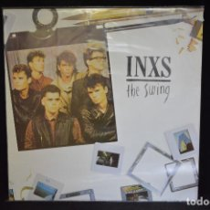 Discos de vinilo: INXS - THE SWING - LP. Lote 144033626
