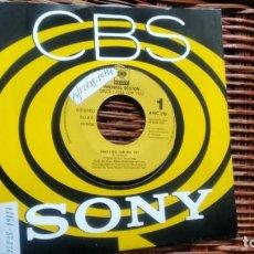 Discos de vinilo: SINGLE (VINILO)-PROMOCION- DE MICHAEL BOLTON AÑOS 90. Lote 144033666