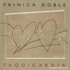 Discos de vinilo: LP VAINICA DOBLE - TAQUICARDIA 2LP. Lote 144042750