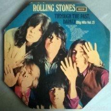 Discos de vinilo: ROLLING STONES. THROUGH THE PAST DARKLY (BIG HITS VOL. 2). DECCA, UK 1969 LP STERO ORIGINAL. Lote 144045550