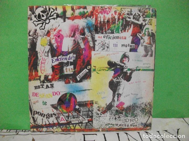 ESPASMODICOS EP DRO 1982 ENCIENDES TU MOTOR/ ESTAN DESEANDO QUE TE PONGAS A TEMBLAR+1 PEPETO (Música - Discos de Vinilo - EPs - Grupos Españoles de los 70 y 80)