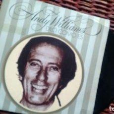 Discos de vinilo: SINGLE (VINILO) DE ANDY WILLIAMS AÑOS 70. Lote 144068666