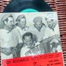 Discos de vinilo: E P (VINILO) DE LOS BOCHEROS AÑOS 50. Lote 144068970