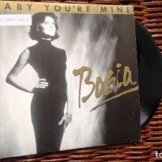 Discos de vinilo: SINGLE (VINILO)-PROMOCION- DE BASIA AÑOS 90. Lote 144071102