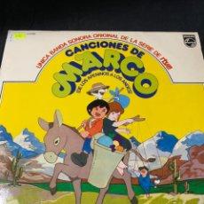 Discos de vinilo: ( 203 ) CANCIONES DE MARCO ( VINILO SEGUNDA MANO ). Lote 144071718