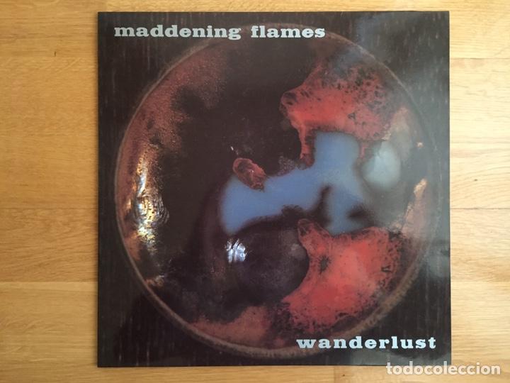 MADDENING FLAMES: WANDERLUST (LP + SN) (Música - Discos - LP Vinilo - Pop - Rock Extranjero de los 90 a la actualidad)