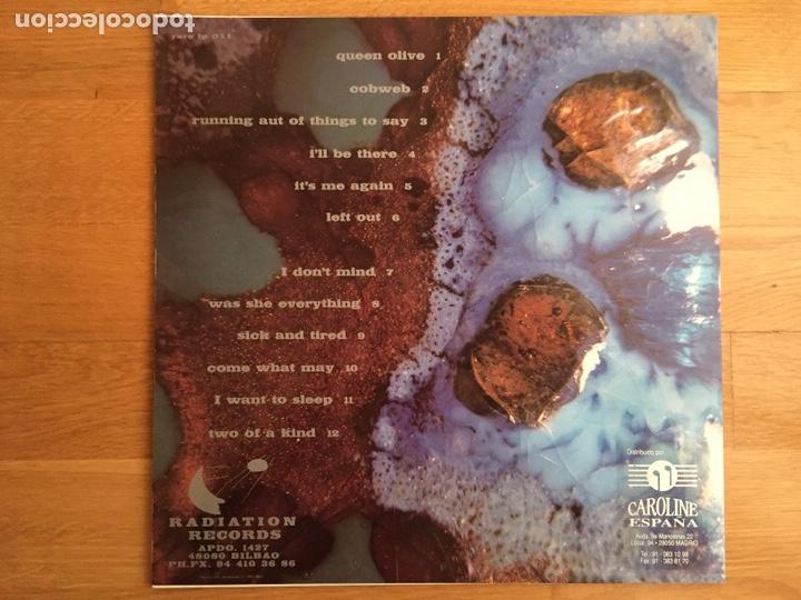 Discos de vinilo: MADDENING FLAMES: WANDERLUST (LP + SN) - Foto 2 - 144090528