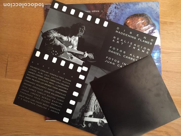Discos de vinilo: MADDENING FLAMES: WANDERLUST (LP + SN) - Foto 3 - 144090528