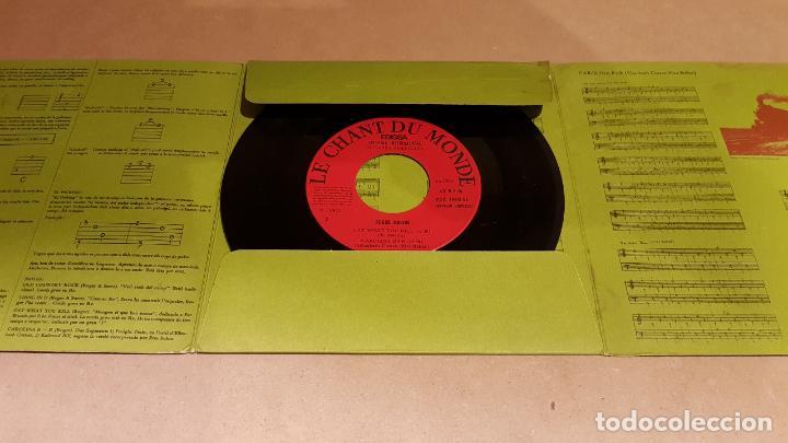 Discos de vinilo: ROGER MASON / STEVE WARING / ESPECIAL INSTRUMENTAL / EP-EDIGSA - 1972 / MBC. ***/*** - Foto 2 - 144093702