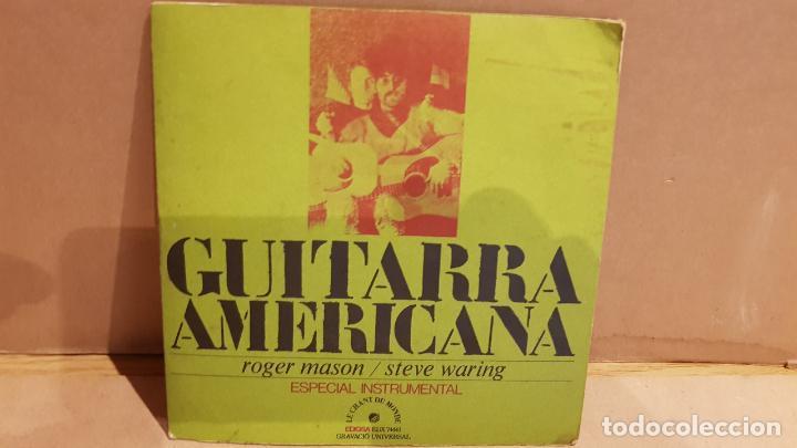 Discos de vinilo: ROGER MASON / STEVE WARING / ESPECIAL INSTRUMENTAL / EP-EDIGSA - 1972 / MBC. ***/*** - Foto 3 - 144093702