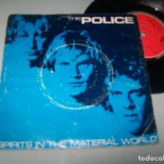 Discos de vinilo: LOTE DE 7 SINGLES - POP-ROCK ... THE POLICE, PAUL MCCARTNEY, SANTANA, REDBONE ,.. ETC. Lote 144096422