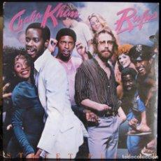 Discos de vinilo: CHAKA KHAN, RUFUS. ABC RECORDS,171301/4, ESPAÑA, 1978. FUNDA Y DISCO VG++, VG++. Lote 144098130