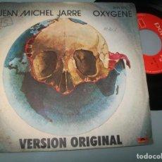 Discos de vinilo: LOTE DE 7 SINGLES - POP-ROCK ... FOXY , SOFT CELL , ROD STEWART, JARRE .. ETC,... Lote 144098282