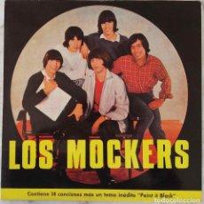 Discos de vinilo: LOS MOCKERS. LP ESPAÑA EL COCODRILO. Lote 144107210