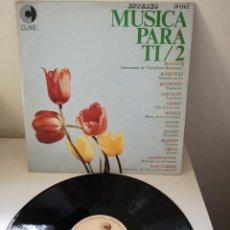 Discos de vinilo: ORQUESTA FILARMÓNICA DEL SUR - FRANZ HARTWIG – MUSICA PARA TI / 2. Lote 144107994