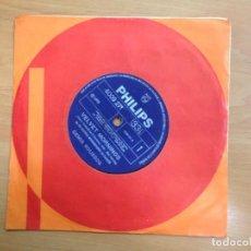 Discos de vinilo: SINGLE DEMIS ROUSSOS /VELVET MORNINGS/ MY REASON EDICION BRASILEÑA 1972 PHILIPS A 33 1/3. Lote 144116534