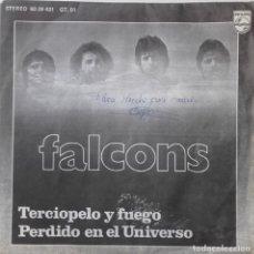 Discos de vinilo: FALCONS: TERCIOPELO Y FUEGO . Lote 144133422