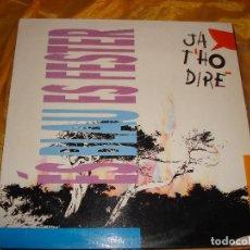 Discos de vinilo: JA T´HO DIRE. ES BLAU ES FESTER. PDI, 1991. TRAE INSERT. IMPECABLE (#). Lote 144135842