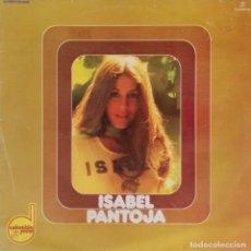 Discos de vinilo: LP DE ISABEL PANTOJA. Lote 144148502