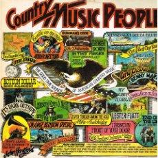 Discos de vinilo: COUNTRY MUSIC PEOPLE - LP 1978 - ED. GB. Lote 144154886