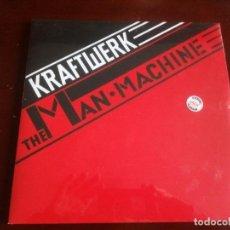 Discos de vinilo: KRAFTWERK - THE MAN MACHINE - IMPORTACION -NUEVO SIN ABRIR . Lote 144169122