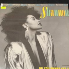 Dischi in vinile: ( 255 ) SHANNON - DO YOU WANNA GET AWAY ( VINILO SEGUNDA MANO ). Lote 144206750