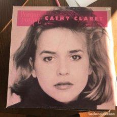Discos de vinilo: CATHY CLARET - PORQUÉ PORQUÉ - 12'' MAXISINGLE VIRGIN 1988 - RAIMUNDO AMADOR. Lote 144210330
