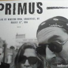 Discos de vinilo: PRIMUS LIVE 94 LP. Lote 144215502