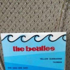 Discos de vinilo: VINILO, THE BEATLES. Lote 144221816