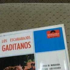 Discos de vinilo - Vinilo de Los Escarabajos gaditanos - 144223402
